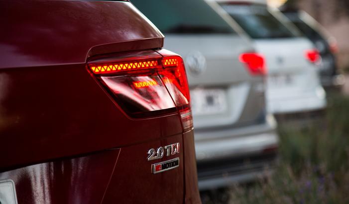 Sistema de Tracción 4Motion de Volkswagen