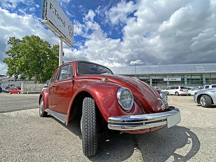 Reliquias en el Taller F.Tomé Volkswagen:  VW Escarabajo 1967