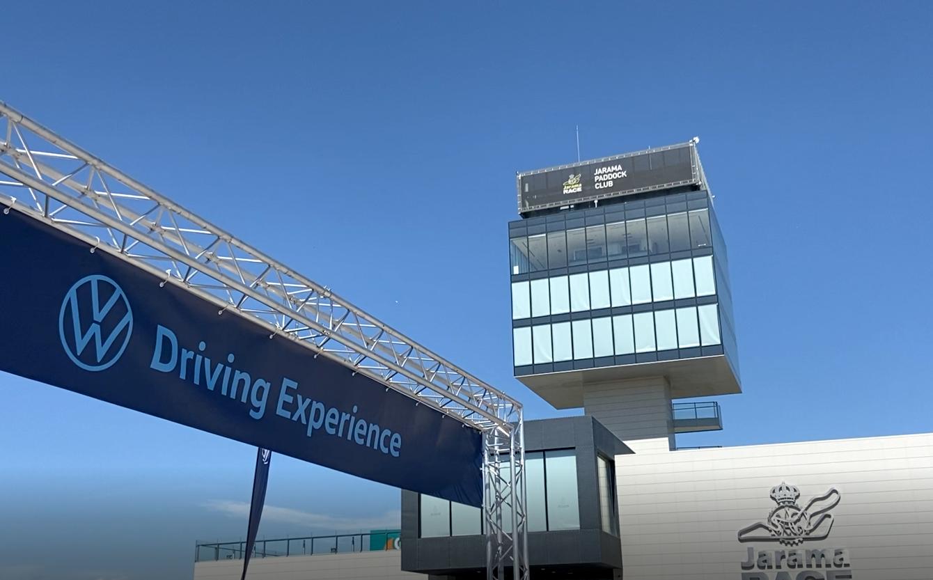 Una jornada en Volkswagen Driving Experience Jarama