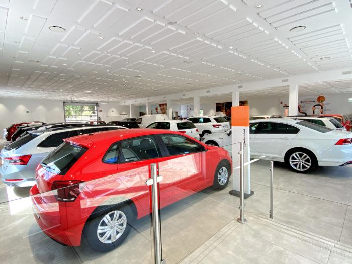 Nuevas instalaciones Das WeltAuto en Madrid